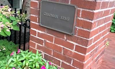 CHAPMAN ARMS, 1