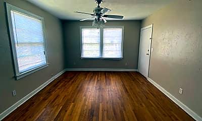 Bedroom, 2614 College St 3, 1