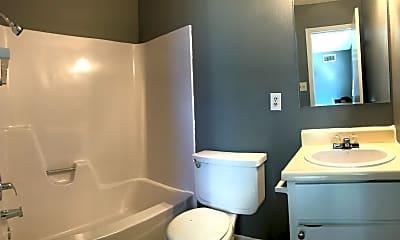 Bathroom, 420 N Gilmer St Apt 35, 2