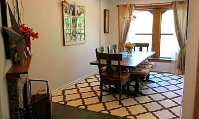 Dining Room, 869 N LaSalle Dr, 1