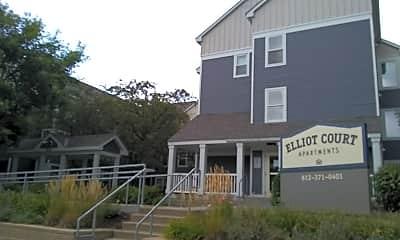 Elliot Court Apartments, 1