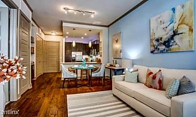 Living Room, 2900 Lemmon Ave, 1