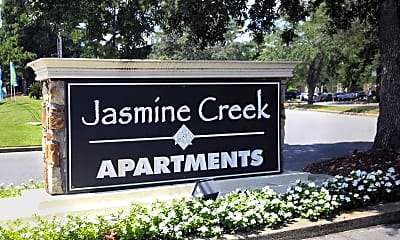 Community Signage, Jasmine Creek, 2