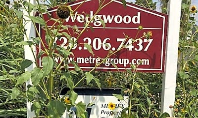 Community Signage, 3401 S Marion St, 1