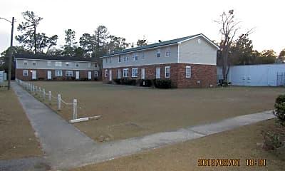 Building, 100 Hall St, 0