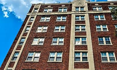 Building, LaSalle Apartments, 1
