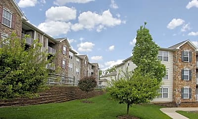Building, Camelot at Woodfield, 1