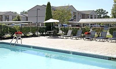 Pool, Westbrook Apartments, 1