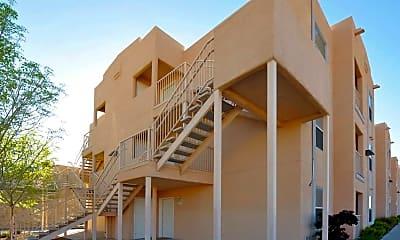 Building, Desert Village Apartments, 1