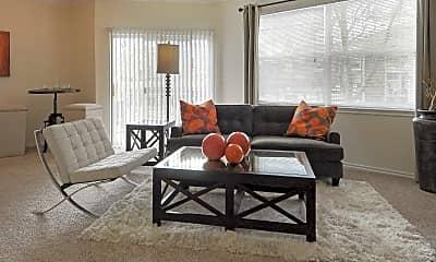 Living Room, Quail Landing Apartment Homes, 1