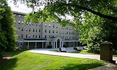 Building, Wyman Park Apartments, 1