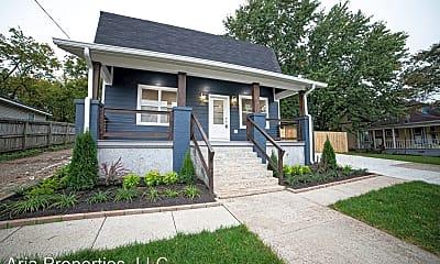 Building, 463 Radnor St, 2