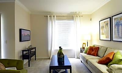 Living Room, The Lodge At Shadowlake, 1