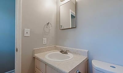 Bathroom, Room for Rent -  near I-20 exit 65, 1