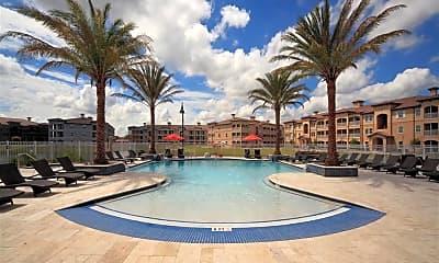 Pool, Casa Mirella Apartment Homes, 1