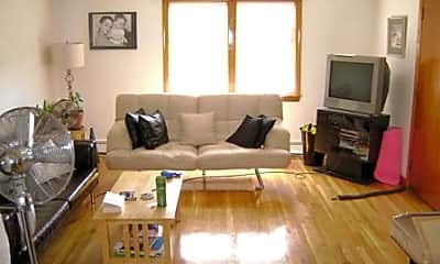 Living Room, 57 Quirk St, 1