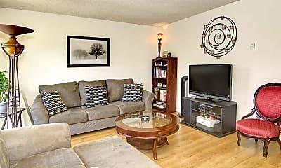 Living Room, Casa De Helix, 1