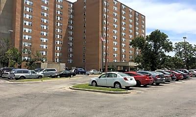 Santa Fe Tower Apartments, 2