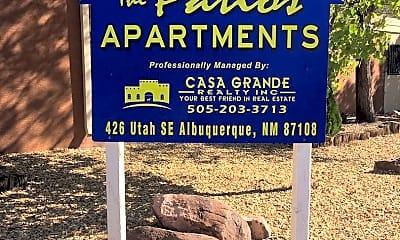 Community Signage, 426 Utah St SE, 0
