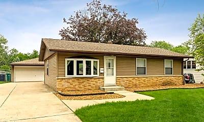 Building, 14530 Poplar Rd, 0