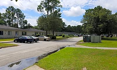 Pineland Square Apartments, 2