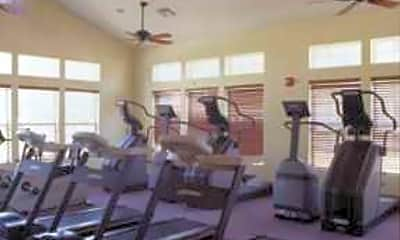 Fitness Weight Room, The Orchards At Cherry Creek Park, 2