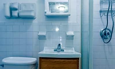 Bathroom, 43 Clinton St, 2