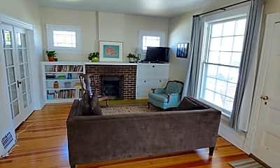 Living Room, 4435 Winona Ct, 1