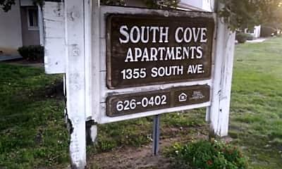 SOUTH COVE APTS, 1