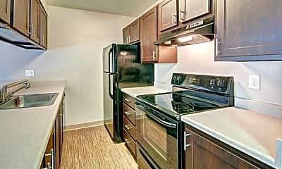 Kitchen, Constellation Apartment Homes, 2