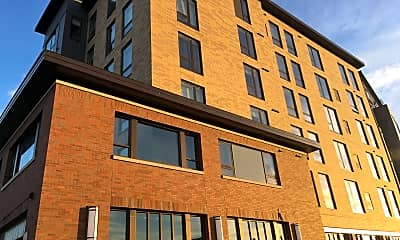 Confluence Mixed Use Student Apartment/Retail Building MEP & Fire Protection -, 1