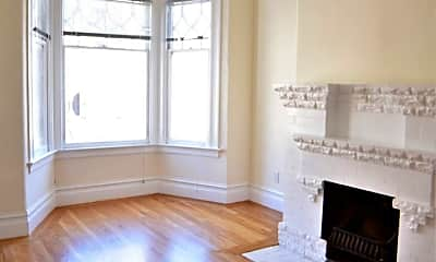 Living Room, 1741 Jones St, 2
