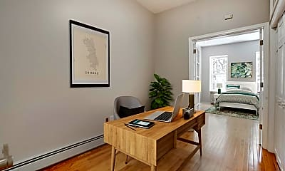 Living Room, 80 Wayne St 2R 3, 1