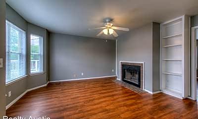 Living Room, 3400 Speedway, 1