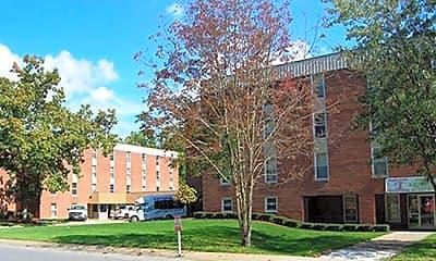 Building, Eagle Park Apartments, 0