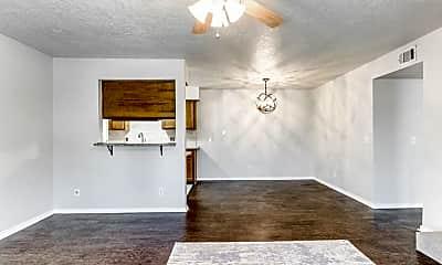 Living Room, 3200 W Britton Rd, 1