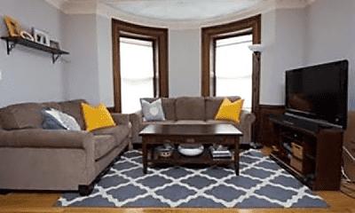 Living Room, 141 Pembroke St, 1