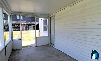 Patio / Deck, 621 N 24th St, 2
