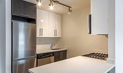 Kitchen, 360 W 34th St 9-D, 1