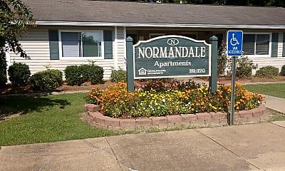 Normandale Apartments, 1
