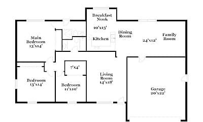Building, 1012 Mockingbird Cir, 2