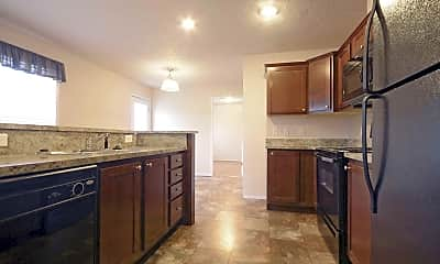 Kitchen, Deerfield Run, 1
