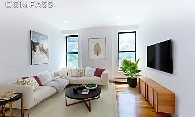 Living Room, 301 W 121st St 3-A, 0