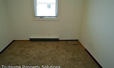 Bedroom, Quiet Side by Side Duplex, 2