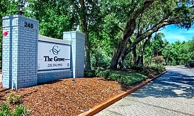 Community Signage, The Grove, 0