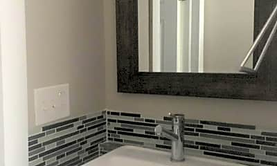 Bathroom, The Square at Squirrel Hill, 2