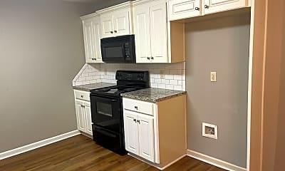 Kitchen, 16 Weatherwood Ln, 2