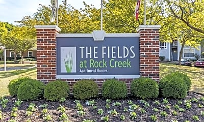 Community Signage, The Fields at Rock Creek, 2