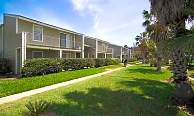 Building, Sun Colony Apartments, 1