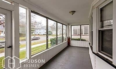 Patio / Deck, 150 Ellicott St, 1